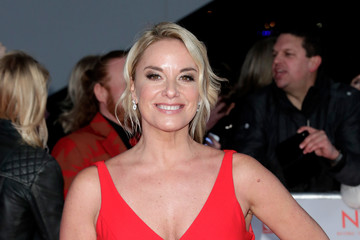 Tamzin Outhwaite National Television Awards - Red Carpet Arrivals