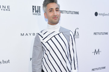 Tan France The Daily Front Row Fashion LA Awards 2019 - Red Carpet
