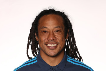 Tana Umaga Auckland Blues Headshots Session