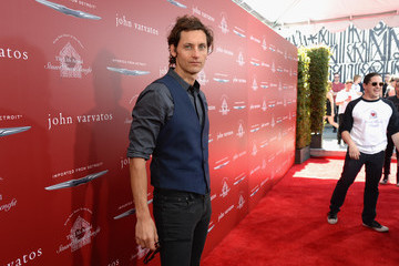 Tanc Sade John Varvatos 13th Annual Stuart House Benefit Presented by Chrysler With Kids' Tent by Hasbro Studios - Arrivals