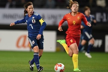 Tang Jia Li Japan v China - EAFF E-1 Women's Football Championship