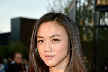 Tang Wei Burberry 'London In Los Angeles' Event - Red Carpet