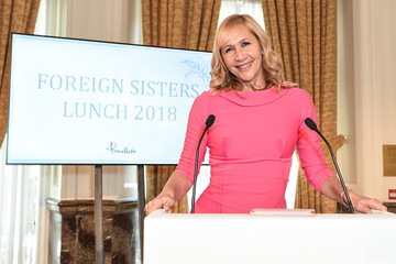 Tania Bryer Foreign Sisters Annual Lunch