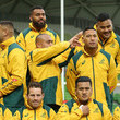 Taniela Tupou Wallabies Captain's Run