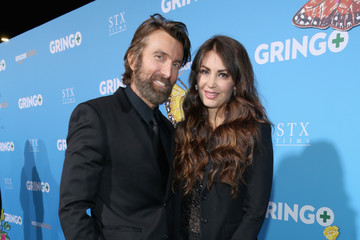 Tanit Phoenix Premiere Of Amazon Studios And STX Films' 'Gringo' - Red Carpet