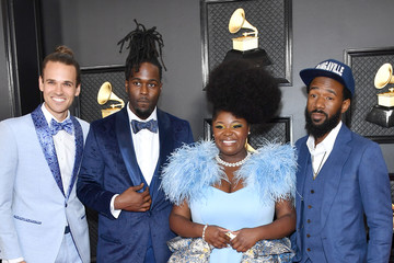 Tank 62nd Annual GRAMMY Awards - Arrivals