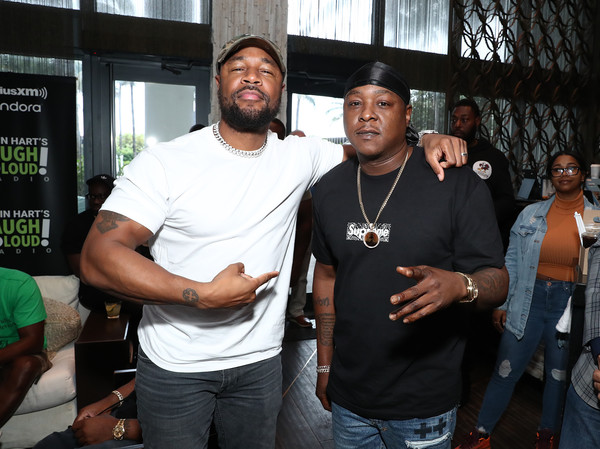 Kevin Hart And The Plastic Cup Boyz Hosts A Special Edition Of SiriusXM's Straight From The Hart Live From The W Hotel South Beach In Miami
