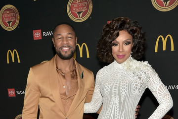 Tank The Bounce Trumpet Awards 2019 - Red Carpet