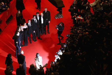 Tanner Beard 'Knight of Cups' Premiere - 65th Berlinale International Film Festival