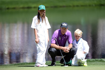Tanner Furyk The Masters Preview: Day 3