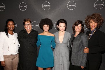 Tanya Lopez Lifetime's Female Directors And Leading Actresses At The 2019 Winter Television Critics Association Press Tour