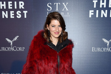 Tara Summers STXfilms And EuropaCorp With The Cinema Society Host The Premiere Of 'Their Finest'