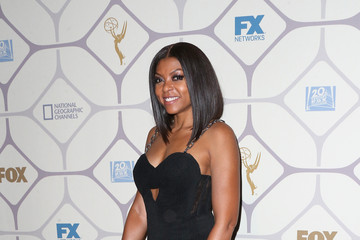 Taraji P. Henson 67th Primetime Emmy Awards Fox After Party - Arrivals