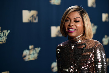 Taraji P. Henson 2017 MTV Movie and TV Awards - Red Carpet
