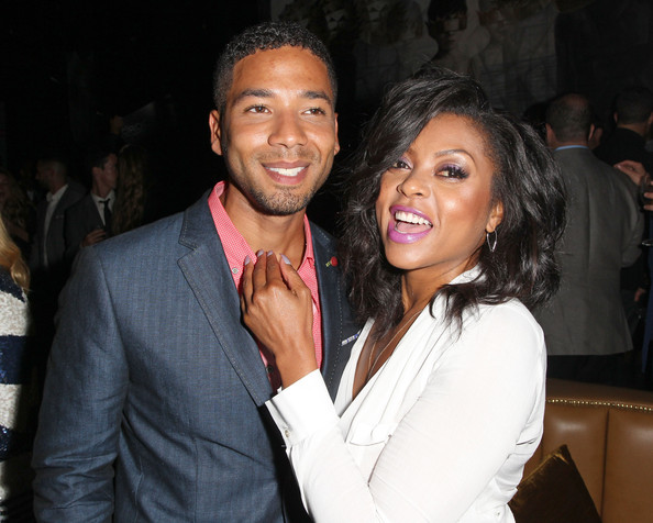 Jussie Smollett with cool, Single