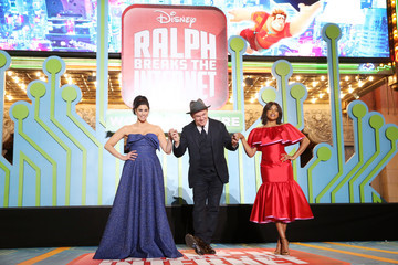Taraji P. Henson 'Ralph Breaks The Internet' World Premiere