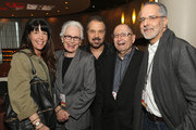 (L-R) Director Patty Jenkins, Jean Firstenberg, director Edward Zwick, AFI Distinguished Scholar-In-Residence Jim Hosney and director Jon Avnet attend Target Presents AFI's Night at the Movies at ArcLight Cinemas on April 24, 2013 in Hollywood, California.