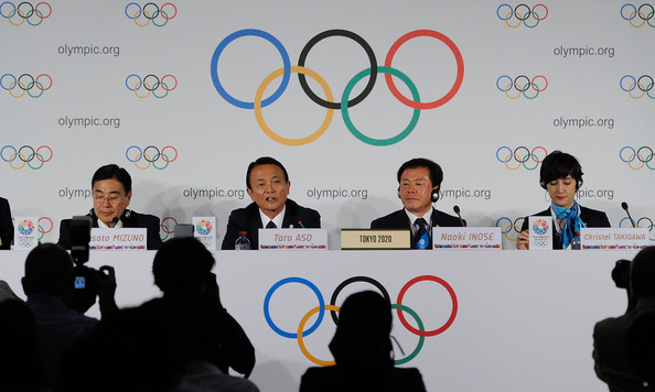 IOC Briefing for 2020 Candidate Cities