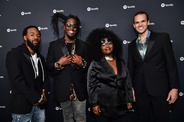 """Tarriona """"Tank"""" Ball Spotify Hosts """"Best New Artist"""" Party At The Lot Studios - Red Carpet"""