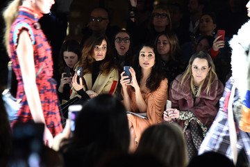 Taryn Manning Vivienne Tam - Front Row - February 2018 - New York Fashion Week: The Shows