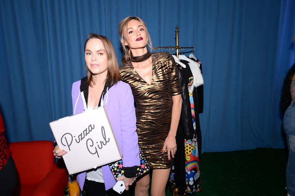 Alice And Olivia By Stacey Bendet X FriendsWithYou Launch
