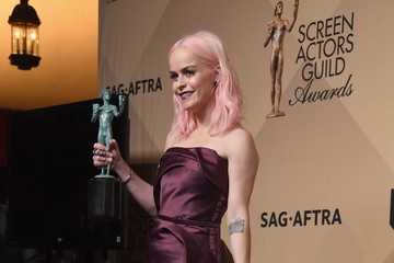 Taryn Manning 23rd Annual Screen Actors Guild Awards - Press Room