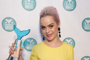 Taryn Manning The 9th Annual Shorty Awards - Backstage and Green Room