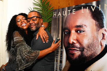 Tasha Smith Haute Living Celebrates San Francisco's Lee Daniels Cover Launch With Louis XIII and Rolls-Royce