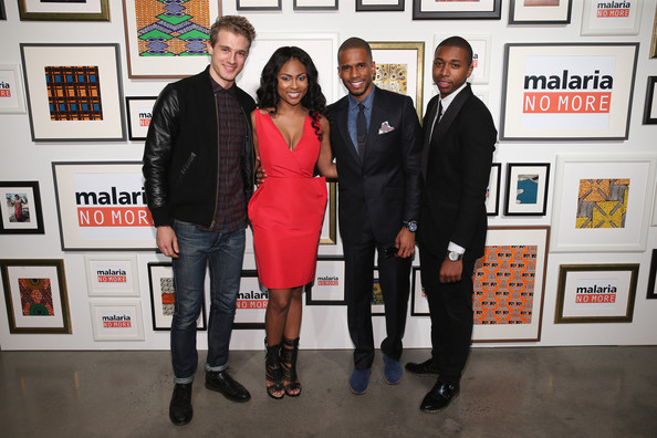 Malaria No More 2014 International Honors Gala Benefit In New York [event,formal wear,suit,vernissage,carpet,pasha pellosie,eric west,tashiana washington,ty hickson,malaria no more 2014 international honors gala benefit,new york]