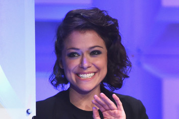 Tatiana Maslany 28th Annual GLAAD Media Awards in LA - Dinner & Awards