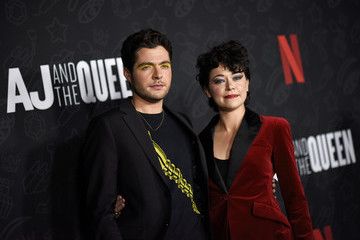 Tatiana Maslany Ben Lewis Premiere Of Netflix's 'AJ And The Queen' Season 1 - Arrivals