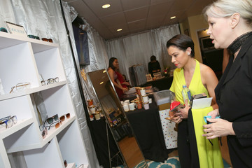Tatiana Maslany Backstage Creations Giving Suite At The 70th Emmy Awards - Day 2