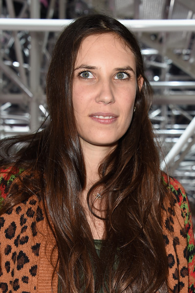 Tatiana Santo Domingo Tatiana Santo Domingo attends the Christian Dior show as part of Paris Fashion Week Haute Couture Spring/Summer 2015 on January 26, 2015 in Paris, France.