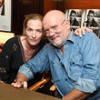 Tatjana Patitz Peter Lindbergh Holds a Book Signing for 'A Different Vision on Fashion Photography'
