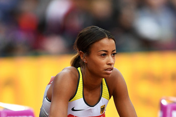 Tatjana Pinto 16th IAAF World Athletics Championships London 2017 - Day Two