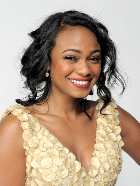 Download this Tatyana Ali Actress Winner The Award For Outstanding picture