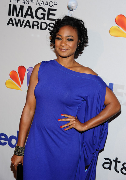 Download this Tatyana Ali Arrives The Annual Naacp Image Awards picture