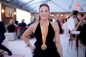 Tatyana Mcfadden Official Viewing And After Party of the Golden Globe Awards Hosted By The Hollywood Foreign Press Association