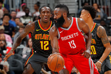 Taurean Prince Houston Rockets v Atlanta Hawks