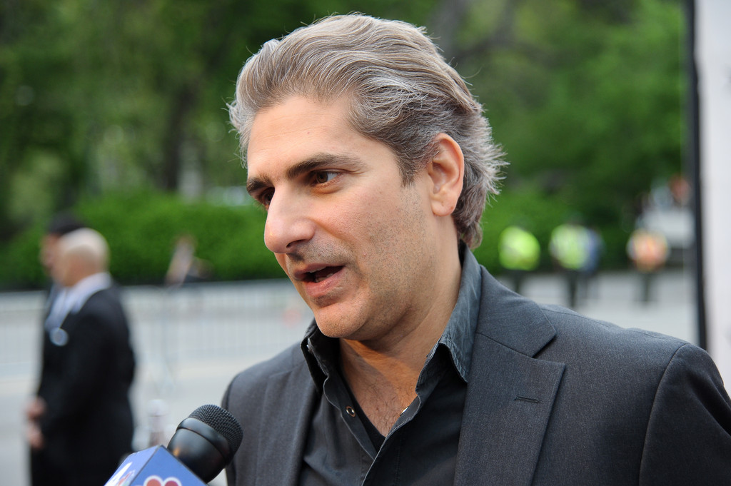 Michael Imperioli Tavern on the Green Grand Opening Gala