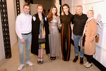 Tavi Gevinson Creatures of the Wind - Front Row - February 2017 - New York Fashion Week: The Shows