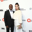 Taye Diggs IMDb LIVE Presented By M&M'S At The Elton John AIDS Foundation Academy Awards Viewing Party