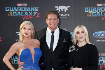 Taylor-Ann Hasselhoff Premiere of Disney and Marvel's 'Guardians of the Galaxy Vol. 2' - Arrivals