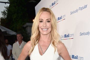 Taylor Armstrong Daily Mail Summer White Party with Lisa Vanderpump - Arrivals