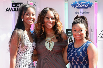 Taylor Ayanna Crawford BET AWARDS '14 - Arrivals