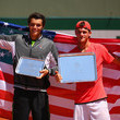 Taylor Harry Fritz 2015 French Open - Day Fourteen