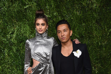 Taylor Hill 14th Annual CFDA/Vogue Fashion Fund Awards - Arrivals