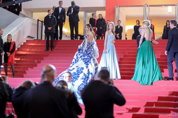 Taylor Hill 'Too Old To Die Young' Red Carpet - The 72nd Annual Cannes Film Festival