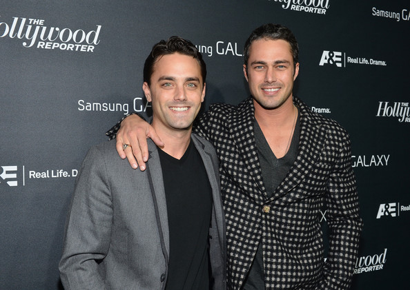 Taylor Kinney and Tren...