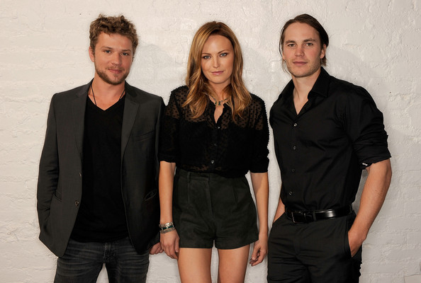 taylor kitsch dating 2011 Here's an alleged new couple we can totally get behind.